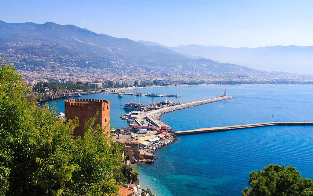 Antalyada ucuz istirahət | Otel, aviabilet və məsləhətlər