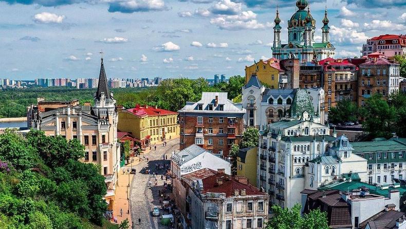 Kiyev – Otel, aviabilet – Kiyev haqqında – Ucuz biletlər